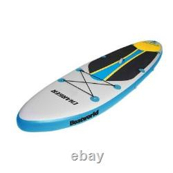 Boatworld 11ft (335cm) Gonflable Sup Stand Up Paddle Board + Paddle /leash/pump