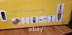 Crane Gonflable Stand-up Paddle Board Avec Siège Witj, Pompe Et Voyage Ba