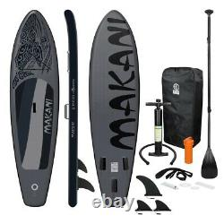 Ecd Gonflable Stand Up Paddle Board Premium Sup Accessoires Couleurs Multiples
