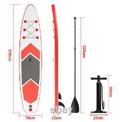Essgoo 320cm Stand Up Paddle Board Gonflable Sup Pack Complet Nouveau 10'6' Nouveau
