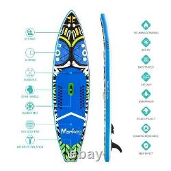 Gonflable Paddle Stand Up Board 11ft Sup Avec Paquet Complet! Stock Du Royaume-uni