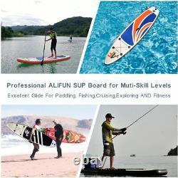 Gonflable Stand Up Paddle Board 10ft Paddleboard Sup Surf Surf Pompe Kayak