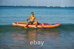 Gonflable Stand Up Paddle Board 11ft Sup Avec Paquet Complet! Stock Du Royaume-uni