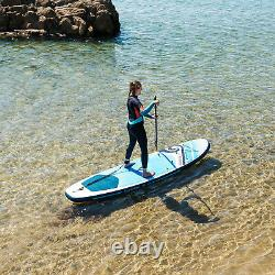 Inflatable Paddle Board Stand Up Paddleboard Sup Bag Accessoires 10ftx33x4.75