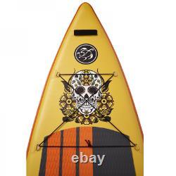 Isup 10'6 Stand Up Paddle Board Surfboard De Haute Qualité Renforcé