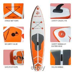 Joyhut 11ft Gonflable Stand Up Paddle Sup Board Surf Surf Board Paddleboard