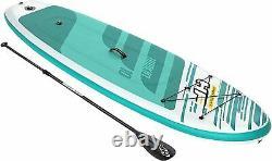 Kit De Plateau De Paddle De Stand Up Bestway Hydro-force Gonflable Sup Huakai Ensemble Complet 46
