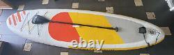 Levez La Planche Gonflable Paddle Board Par Welandfun. Accessoires 3m/3.2m Inclus