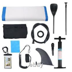 New 10ft Premium Sup Stand Up Paddleboard Inflatable Paddle Board + Accessoires