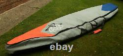 O'shea Hard Shell Non Gonflable Sup Stand Up Paddle Board 12' 6 Course