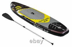 Outrage Paddle Board Vortex Premium Sup 10' 6 Double Couche Gonflable Stand Up