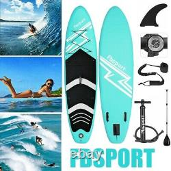 Paddle Board Gonflable Sup Paddleboard Stand Up Surfboard 10.6ft Ensemble Complet