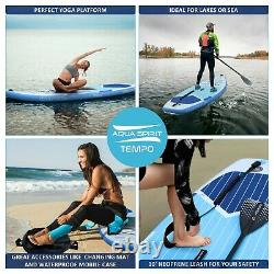 Paddle Board Gonflable Sup Stand Up Paddleboard & Accessoires Aqua Spirit Set