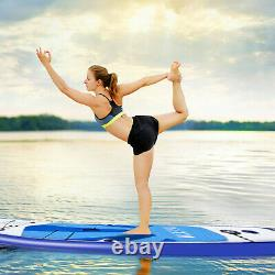 Paddle Board Stand Up Sup Gonflable Paddleboard Pump Kayak Avec Accessoires Sup