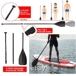 Paddle Board Sup 10'6' Sports Gonflables Surf Stand Up Racing Bag Pump Oar Water