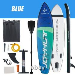 Panneau De Paddle Gonflable Sup Stand Up Paddleboard Isup Kits Set & Accessoires Uk