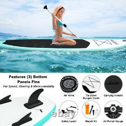 Panneau Gonflable De Paddle Sup Board Stand Up Paddleboard & Accessoires 10ft