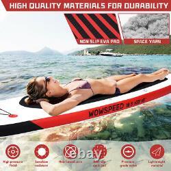 Planche Gonflable Sup Stand Up Paddleboard & Accessoires Set De Planche De Surf