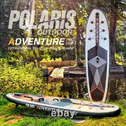 Polaris 10.06' Stand Up Paddle Board Gonflable Pro Sup Pack Complet
