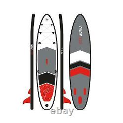 Pure 320cm 10.5ft 15cm 6 Inflatable Sup Stand Up Paddle Board Isup Set With Kit