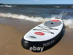 Pure Sup Gonflable Stand Up Paddle Board Ensemble Complet Était £ 339 Maintenant £ 299