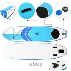 Rapid Stand Up Paddle Board Sup Gonflable Surfboard Sport Adulte 305x75x10 10ft