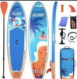 Stand Up Paddle Board Sup 2021 Rapid Inflatable Acoway Liquidation Vente