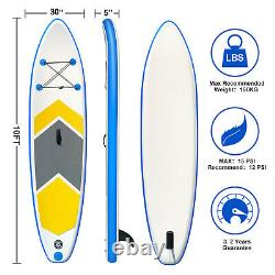 Stand Up Paddle Board Sup Board Surfing Gonflable Paddleboard Accessoires 10ft