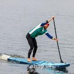 Sup Gonflable Stand Up Paddle Board Avec Siège Kayak Premium 10'6 Et Accessoires