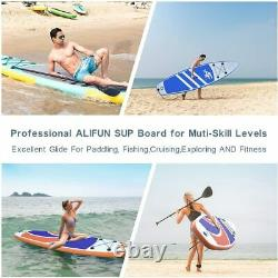 Sup Stand Up Paddle Board Gonflable Paddleboard Surf Kayak Pour Adulte Débutant
