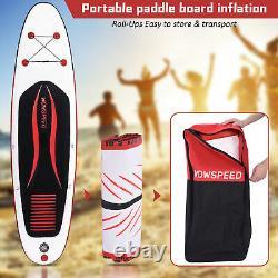 Tableau De Paddle Gonflable Sup Stand Up Paddleboard & Accessoires Aqua Spirit Set