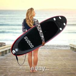 Trc 10ft Gonflable Stand Up Paddle Sup Board Surf Board Paddleboard Kayak Uk