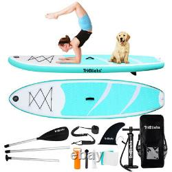 Trc Gonflable Paddle Board Sup Stand Up Paddleboard & Accessoires Set 300cm