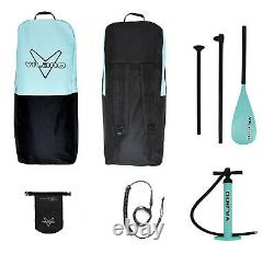 Vilano Navigator 10' 6 Gonflable Sup Stand Up Paddle Board Package