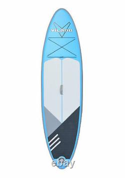 Vilano Pathfinder Gonflable Sup Stand Up Paddle Board, Complet Kit Board