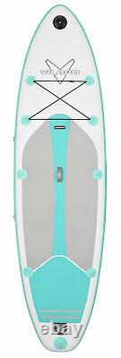 Vilano Voyage Gonflable Sup Stand Up Paddle Board Kit