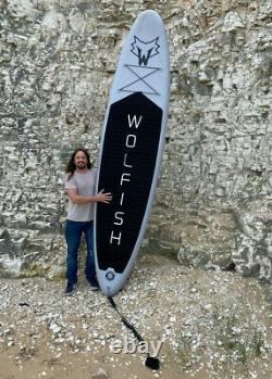 Wolfish Sports 11ft Stand Up Paddle Board / Gonflable Sup Pack Complet